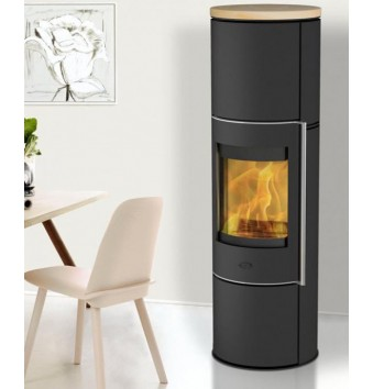 Fireplace - Rondin